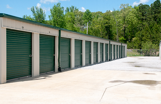 Self Storage Units In Saltillo Ms The Attic